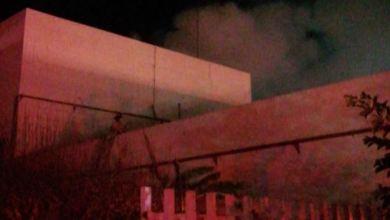servicio urgencias hospital del Mezquital incendio