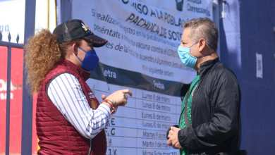 Vacunación, solo para Pachuca: Bienestar; piden a municipios esperar