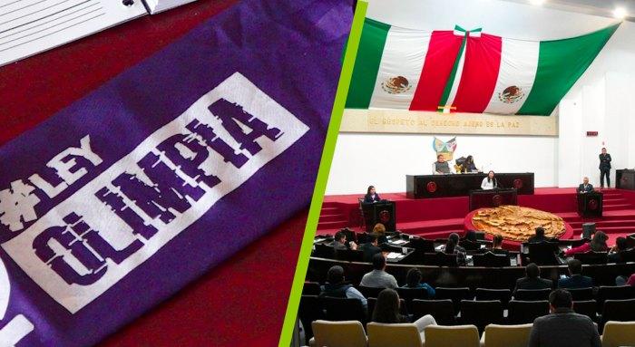 Aprueban Ley Olimpia Hidalgo violencia digital delito