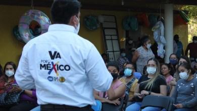 Para formar coalición, partidos dejaron intereses de grupo: Héctor Chávez