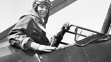Amelia Earhart aterrizó avioneta Nopala