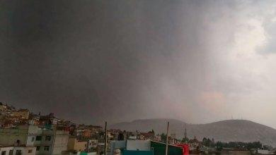 Lluvias tormentas miércoles Hidalgo