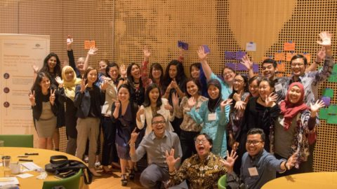 Growing the Field: Finance and gender experts brought together in Indonesia