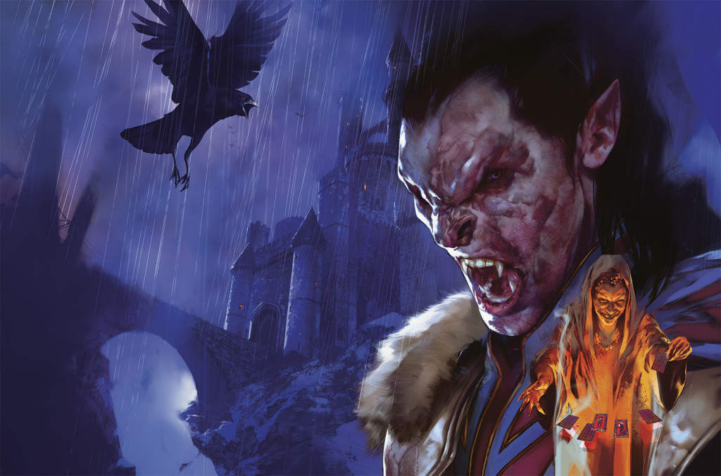Image result for curse of strahd