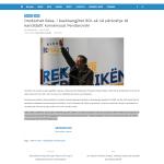 Dorëzohet Reka, i bashkangjitet BDI-së në përkrahje të kandidatit konsensual Pendarovski