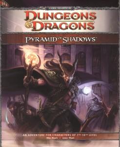 Pyramid of Shadows