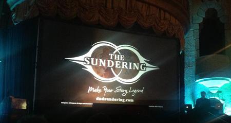 sundering