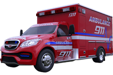 emergency vehicle body repair paint