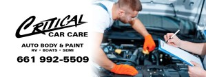 critical car care mechanical