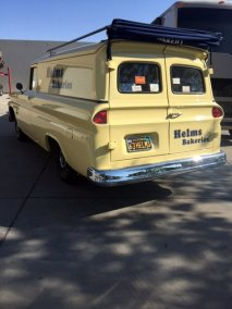 Critical Car Care Classic Repairs: Helms Bakery Truck
