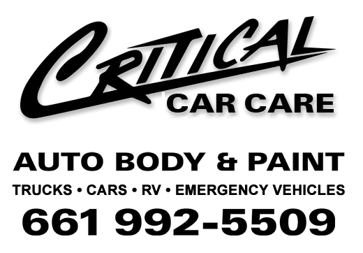 Auto Body Repair Critical Car Care, Lancaster, CA 93534