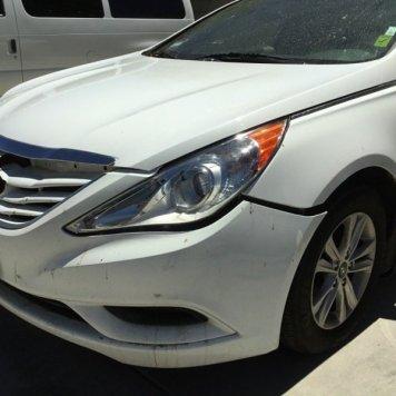 auto body repair Hyundai Sonata