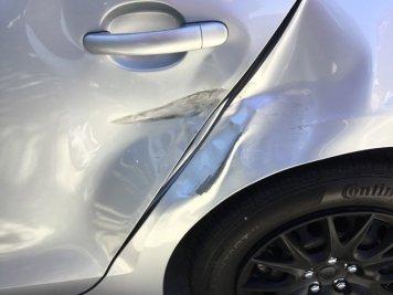 autobody repair 2014 VW Jetta