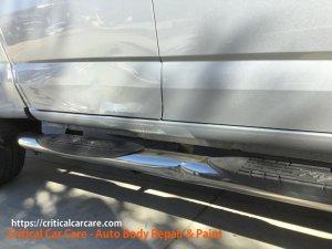 truck body repair paint