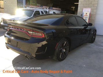 2017 Dodge Charger Auto Body Repair & Paint