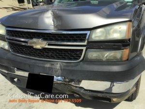 truck accident repair