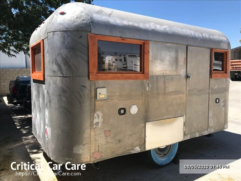 trailer conversion