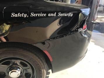 CHP car auto body repair