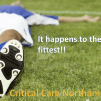 Think exercise will save you....perhaps not! #FOAMed #FOAMcc #POCUS