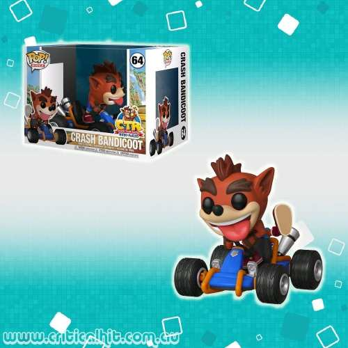 Crash Bandicoot Pop Ride