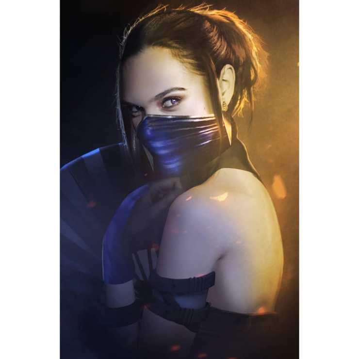 Mortal Kombat | Artista coloca atores de Hollywood no papel de lutadores