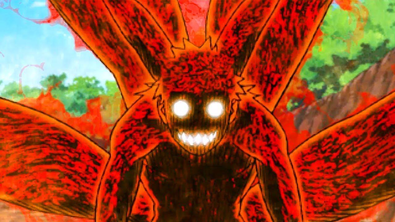Kyuubi Minecraft Naruto