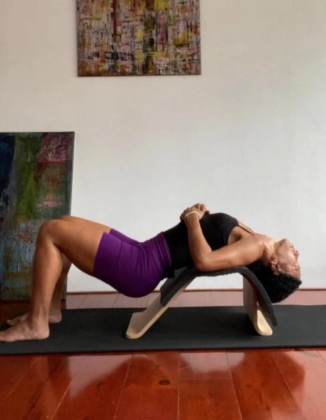 Backbender   Iris Reyes   Critical Alignment
