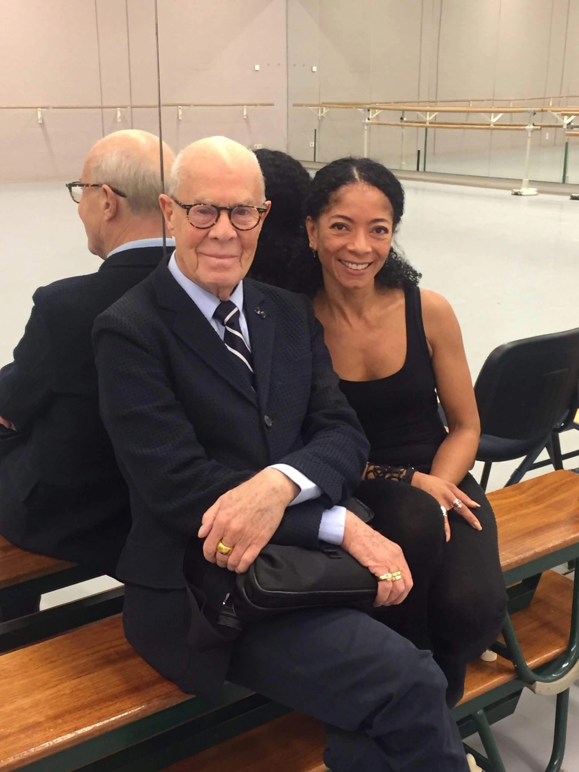 Iris Reyes   Hans van Manen   critically align yoga