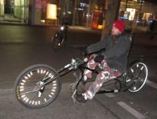 CM Berlin, November 2014, Chopper mit extrem geneigter Gabel