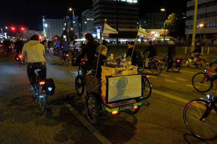 CM Berlin, September 2017 Verpflegung von Foodsharing Aktivisten!