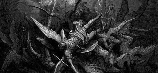 Gustav Dore - Paradise Lost - Fallen Angels