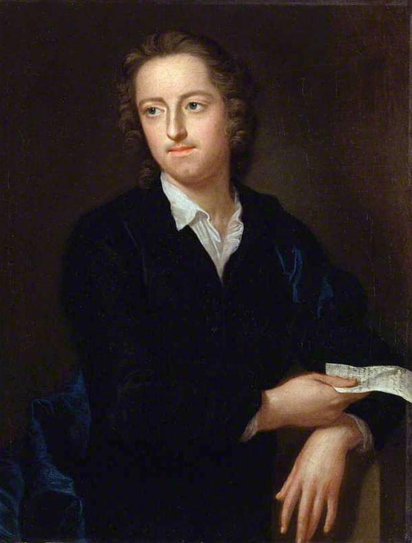 Thomas Gray, by John Giles Eccardt
