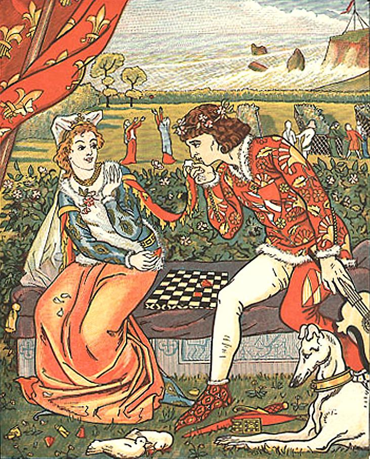 Dorigen and Aurelius by Mary Eliza Haweis
