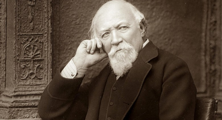 Robert Browning FEATURED