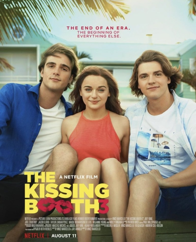 Hollywood:   The Kissing Booth 3 (2021) [Download Full Movie]
