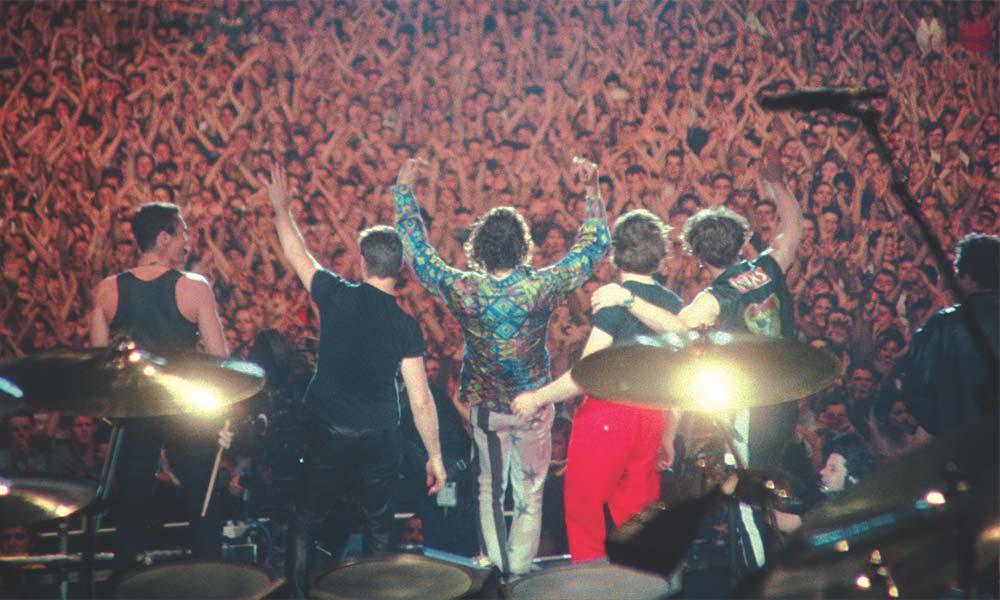 INXS: Live Baby Live at Wembley Stadium - Criticinema