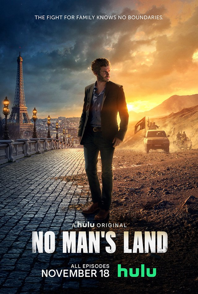 "First ""No Man's Land"" (Hulu) TV Series Official Trailer & Poster. -  Criticologos"