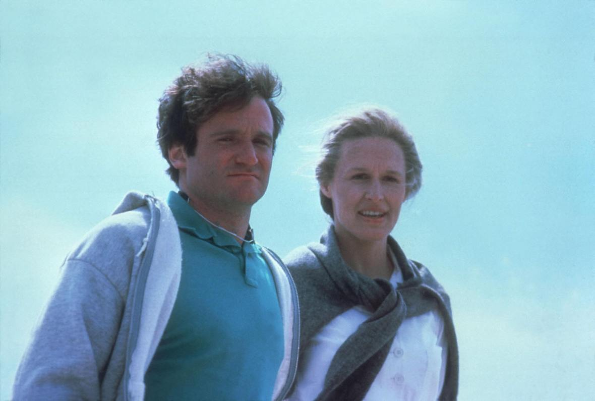 The world according to Garp 1982 George Roy Hill Glenn Close Robin Williams