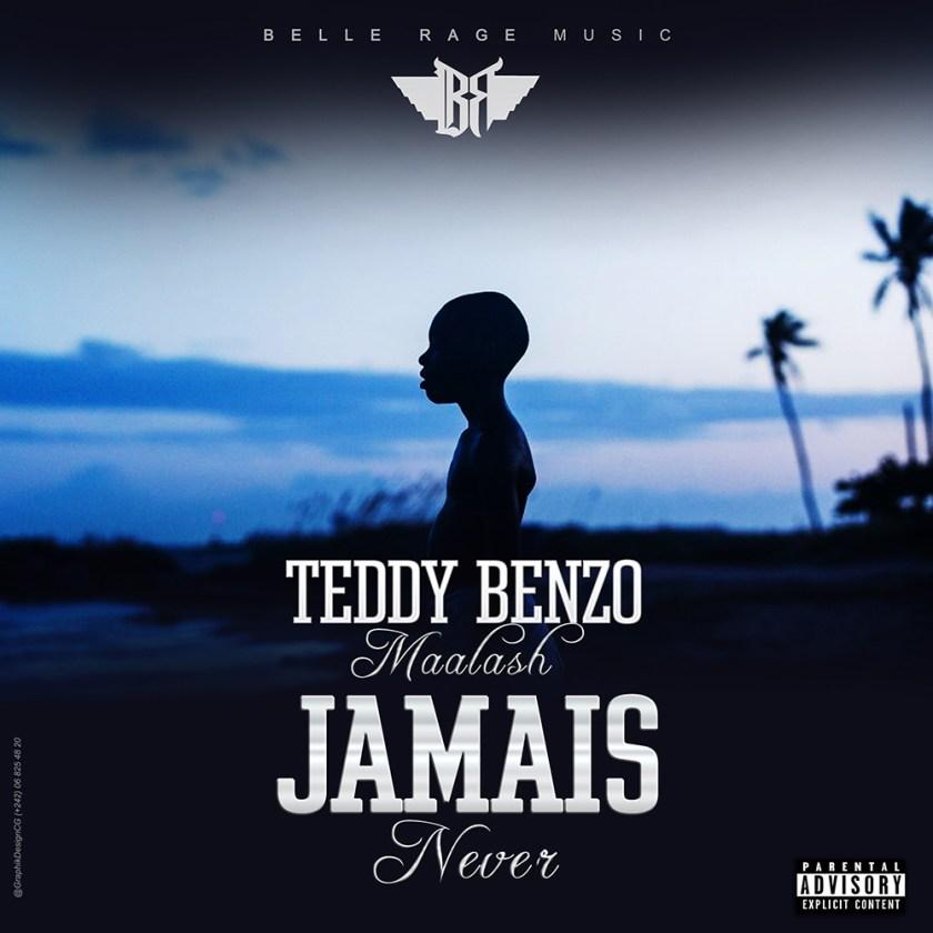 COVER TEDDY BENZO JAMAIS.jpg