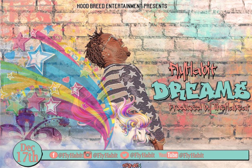 FlyHabit Poster for Dreams22