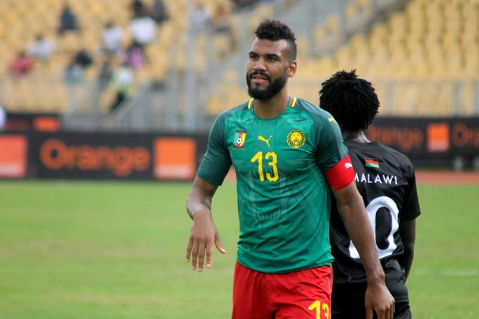 Choupo-Moting named the New captain of the Indomitable Lions | Critiqsite