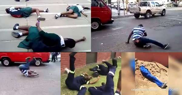 [Trending][Download]: This South African Dance is Making Africans Falling Down Like Trees