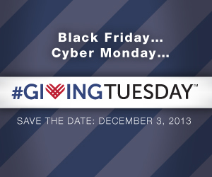 Join CSCF in Supporting #GivingTuesday.