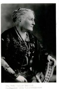 Dr. Kate Waller Barrett
