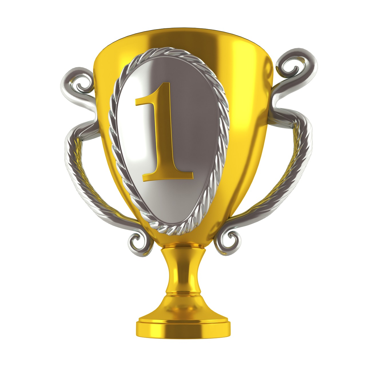 number one gold trophy cup Critter Caretakers Pet Services Top Ten Reasons To Hire Us As Your Dog Sitter