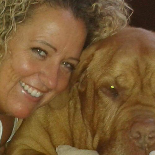 liza and hope mastiff