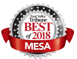 best of mesa 2018 logo Critter Caretakers Pet Services Top Ten Reasons To Hire Us As Your Dog Sitter