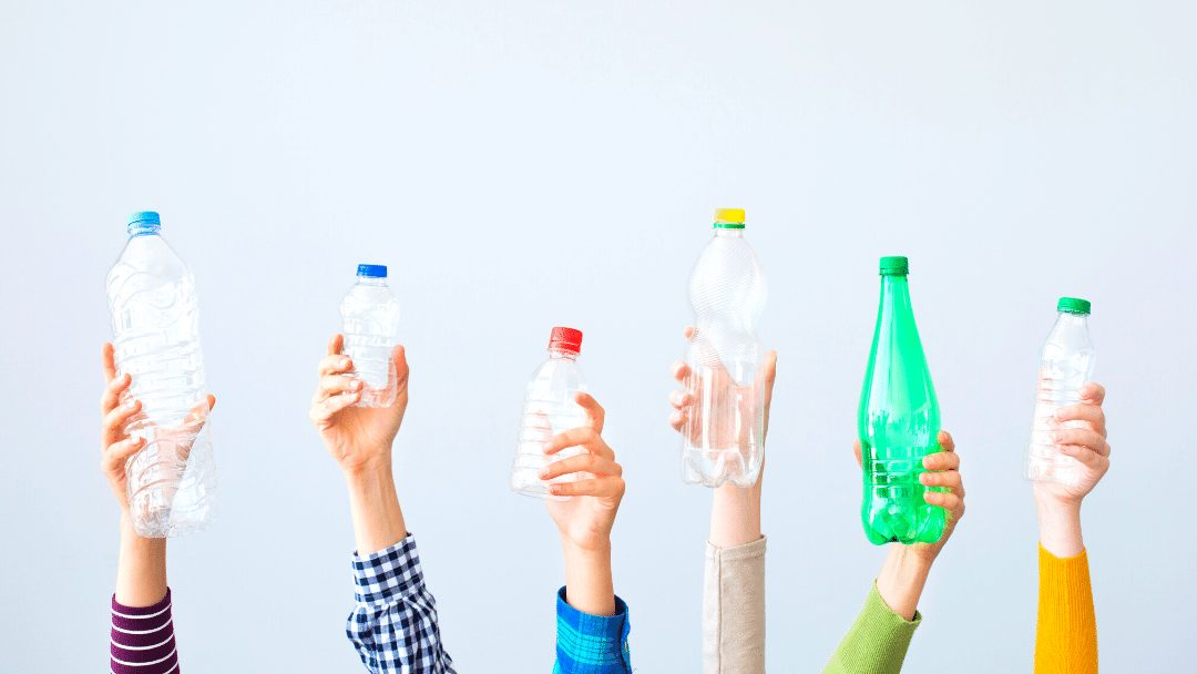 How plastic bottles are being used to make clothing