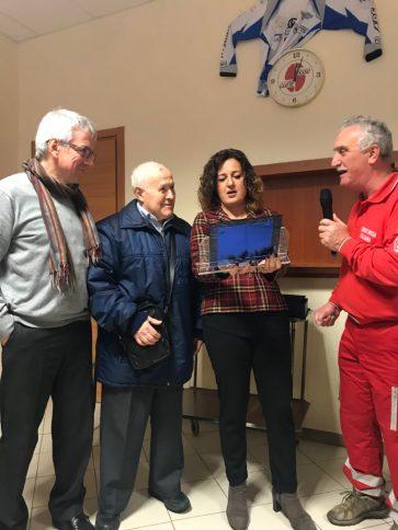 Assemblea Volontari 2018 - Premiazione di Franco Picco