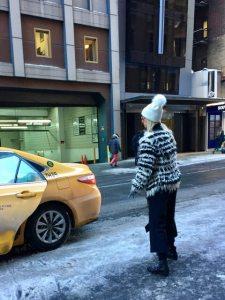 Street Style na New York Fashion Week - Semana de moda de NY - NY Fashion Tour - curso de moda em Nova York
